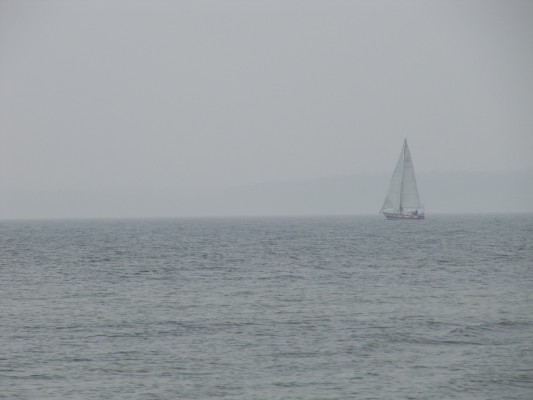 Seegelschiff